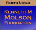 founding sponsor molson foundation